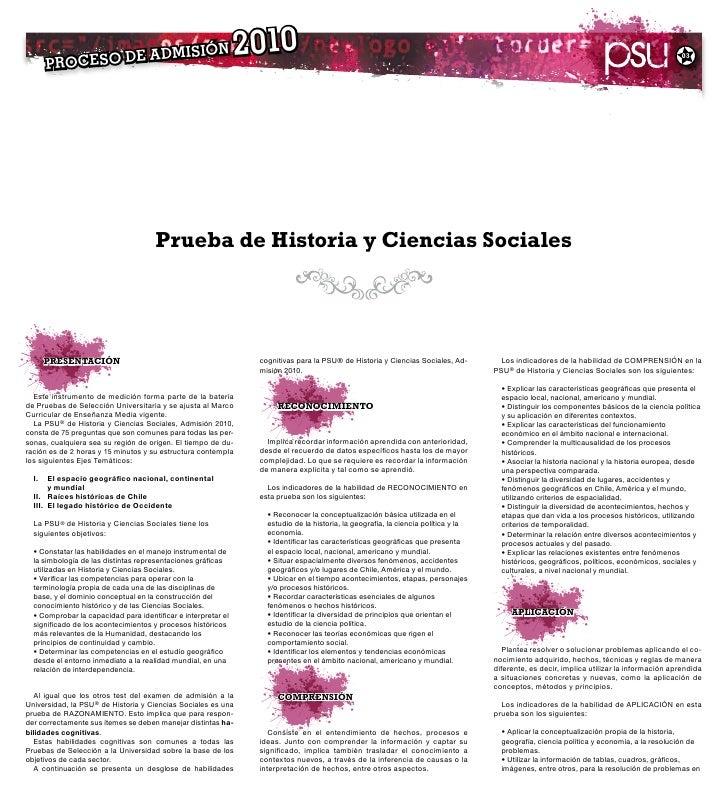 PROCE SO DE ADMI                         SIÓN                                   2010                                      ...