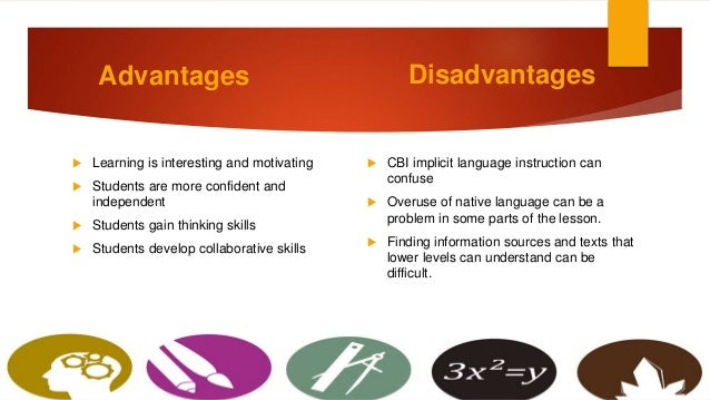 Benefits of Content-Based Instruction for Foreign ...
