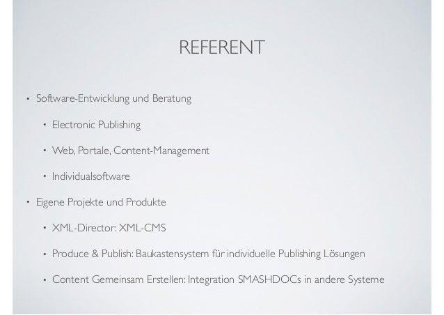 Content Gemeinsam Erstellen: Integration Plone mit SMASHDOCs Slide 2