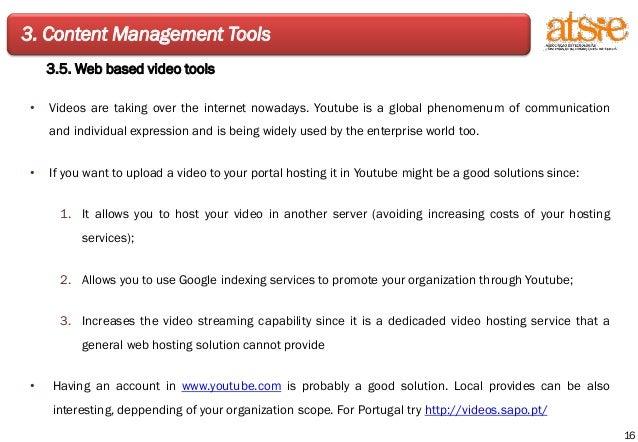 Content Management Training