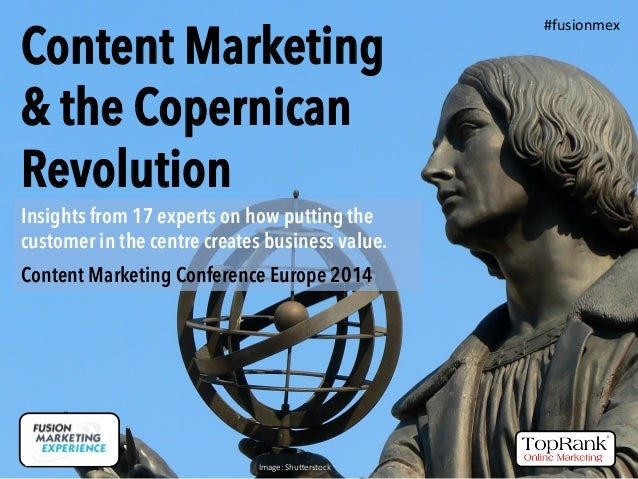 Content Marketing Conference Europe eBook 2014