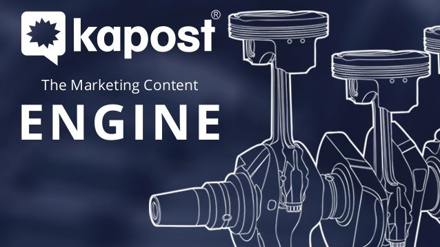 ENGINE The Marketing Content