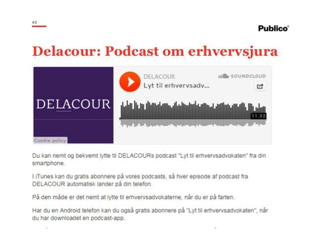 43 Delacour: Podcast om erhvervsjura