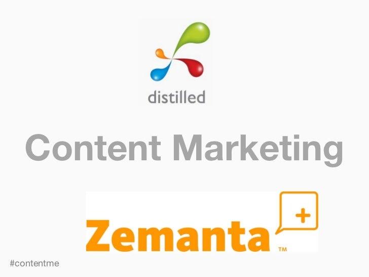 Content Marketing#contentme