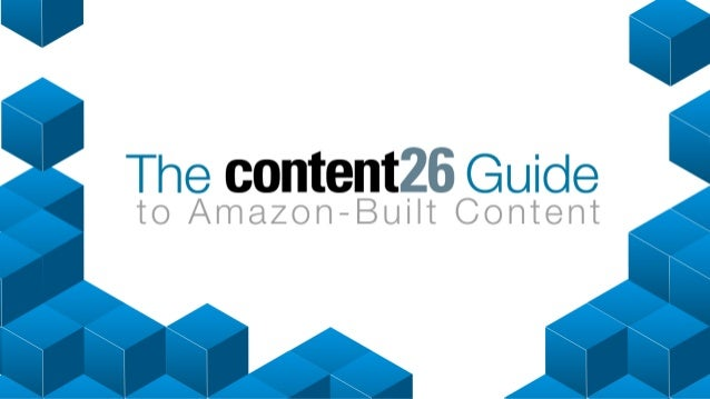 Some clients opt to have Amazon build  a product using assets they've uploaded,  rather than creating their own product pa...