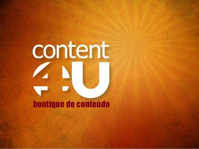 boutique de conteúdo
