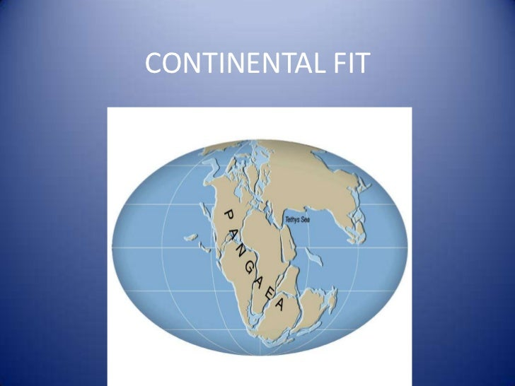 CONTINENTAL FIT<br />