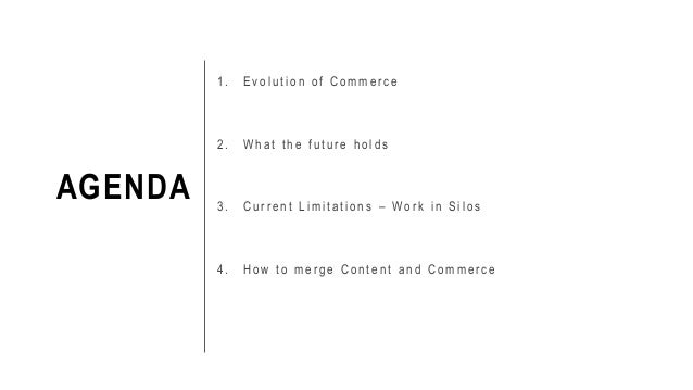 Content and commerce: The way forward to engage with the consumers of the future Slide 2