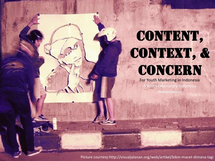 Content,                            Context, &                             Concern                                  For Yo...