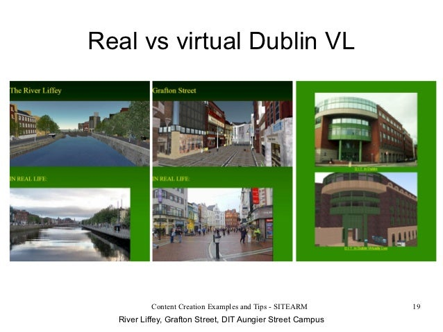 virtual world versus real world Real life is a phrase used originally in literature to distinguish between the real  world and  brick and mortar business face time face-to-face lifelike  experience online and offline reality virtual reality in real life, a tv reality  show for.