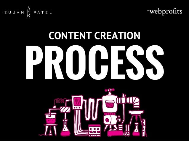 PROCESS CONTENT CREATION