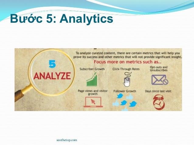 Bước 5: Analytics seothetop.com