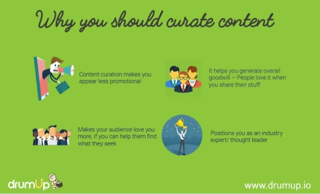 Content curation guide for social media