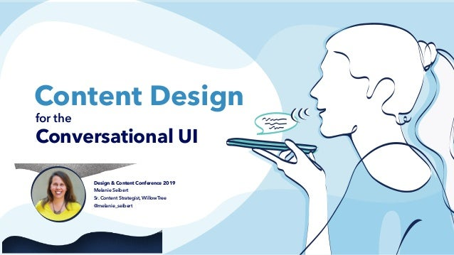Content Design for the 