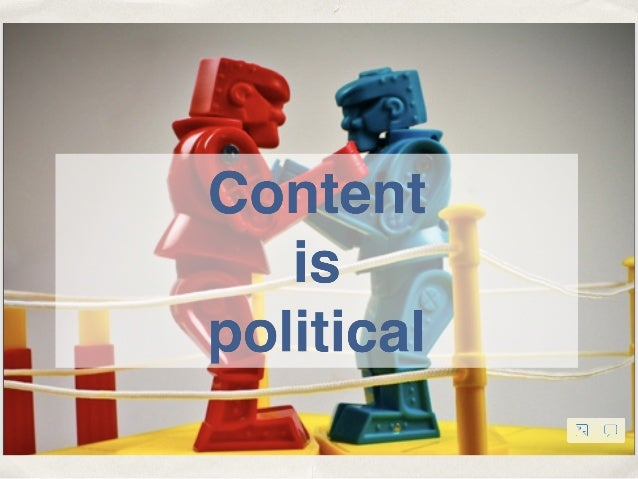 Content governance ✤ Content lifecycle rules ✤ Content promotion decisions ✤ What content needs to be reviewed ✤ What ...