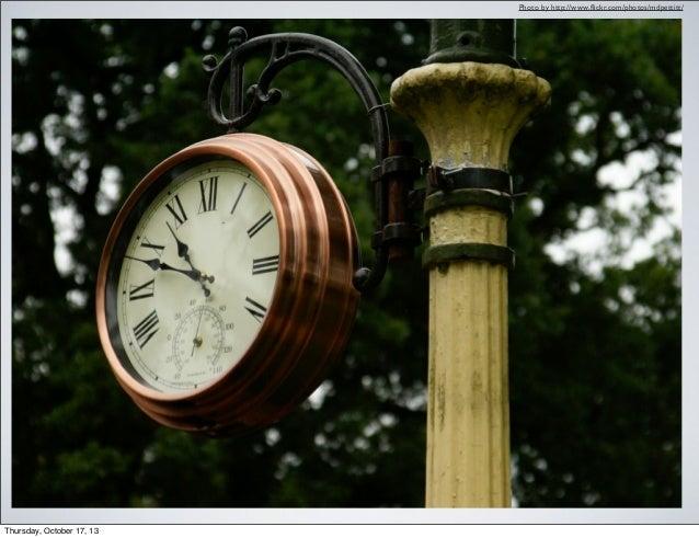 Photo by http://www.flickr.com/photos/mdpettitt/  Thursday, October 17, 13