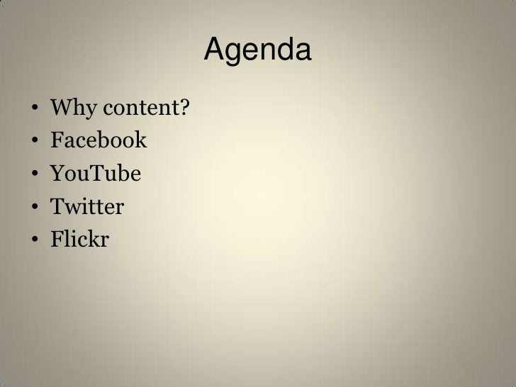Social Media Content Strategy: Content is King Slide 3