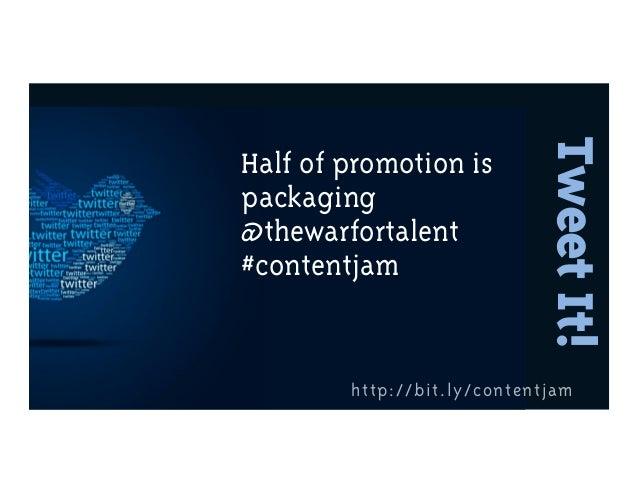 13 Non-Obvious Content Promotion Tricks Slide 3