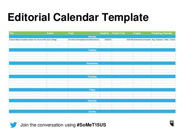 Content management is king Strategies for secure efficient socia – Management Calendar Template