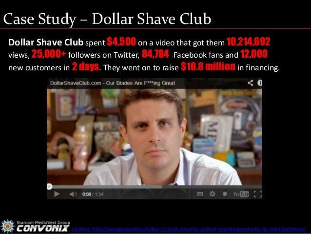 dollar shave club case study pdf