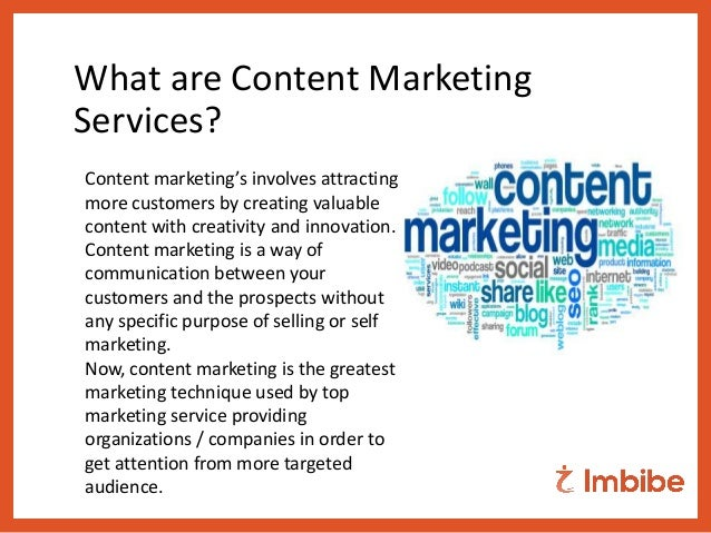 All about content marketing services india for Content marketing agency
