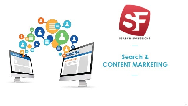 Search & CONTENT MARKETING 1
