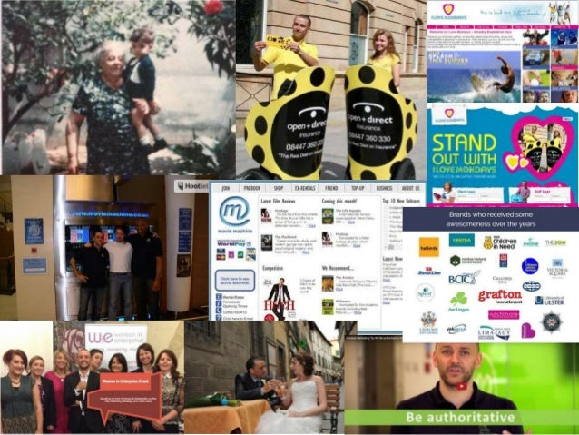 The Web Bureau • Digital Agency of the year 2 years in a row • Going for 10 years – biggest in NI • Team of 30 (7 since Oc...
