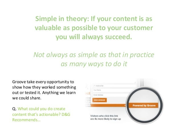 ALL CONTENT NEEDS PROMOTION Unless you have huge audience as they will share it for you