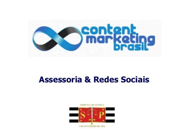 Assessoria & Redes Sociais