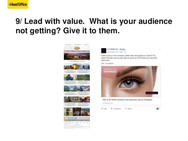 10/ Brands (have to) become media!