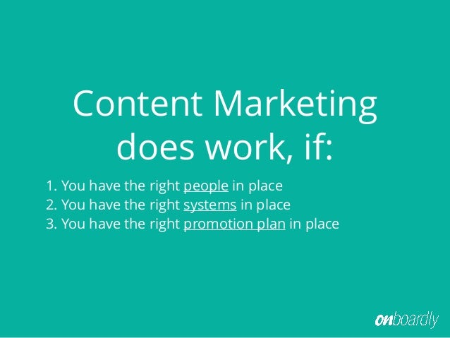 Content Marketing Detox: How to Beat the Bulge Slide 3