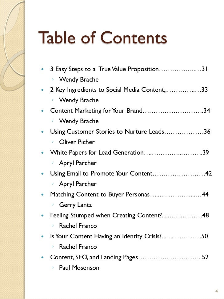 content marketing essays by content professionals