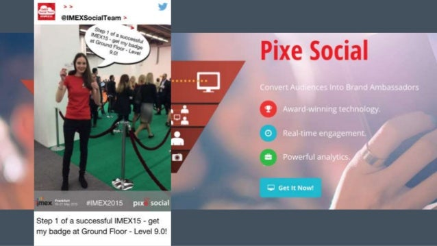 Content Marketing for Conferences, Trade Shows and Events (IMEX 2015)