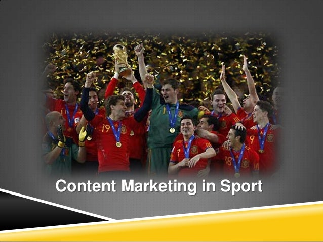 Content Marketing in Sport