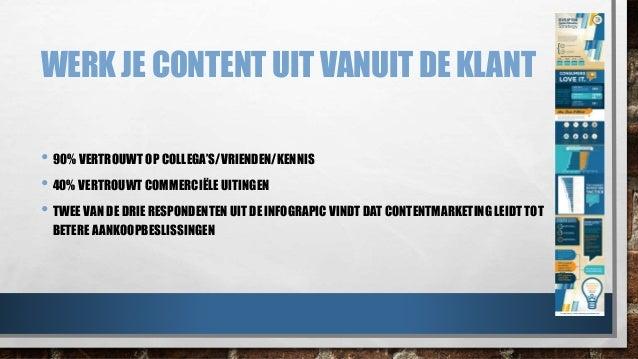 Contentmarketing is de nieuwe krantenadvertentie Slide 2