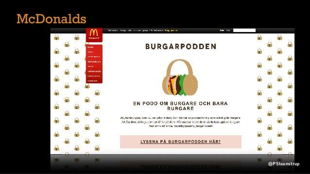 McDonalds @PStaunstrup