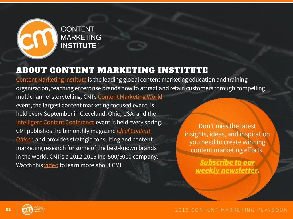 the content of global marketing Content marketing attracts prospects and transforms prospects into customers by creating and sharing valuable free content content marketing helps companies create.