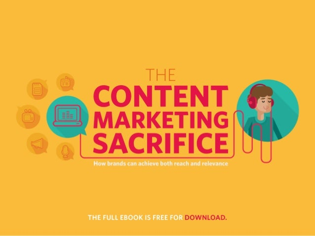 INTRODUCTION Content marketing is a critical evolution in how brands tell stories. It's about creating content that serves...