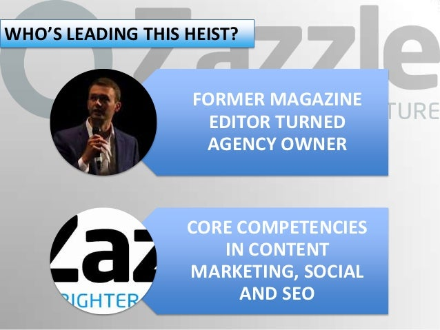 Content Marketing Show Presentation Slide 3