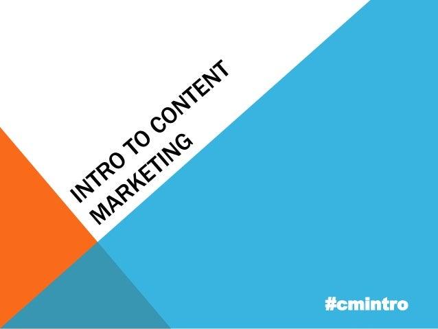 #cmintro