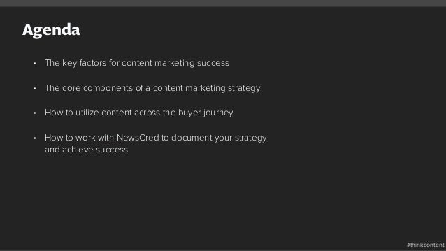 How to Build a Content Marketing Strategy Slide 2