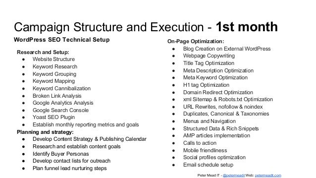 Content Marketing Strategy and Execution by Peter Mead