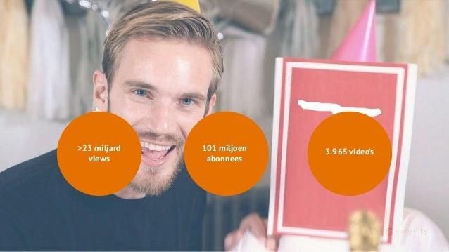>23 miljard views 101 miljoen abonnees 3.965 video's
