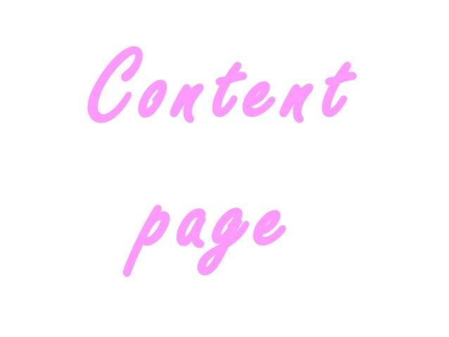 Contentpage