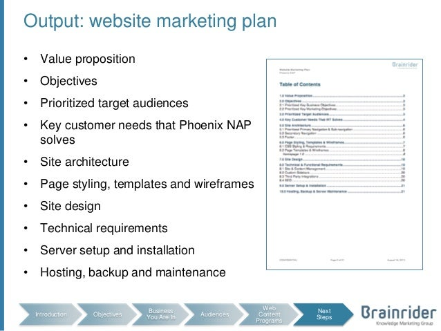 B2b content website lead generation planning workshop for Lead generation plan template
