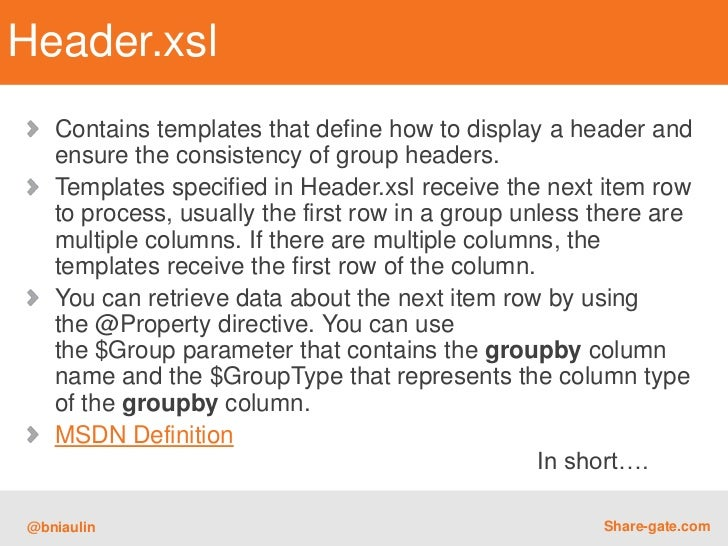 Content query web part get it all in one place and style it for Xsl multiple templates