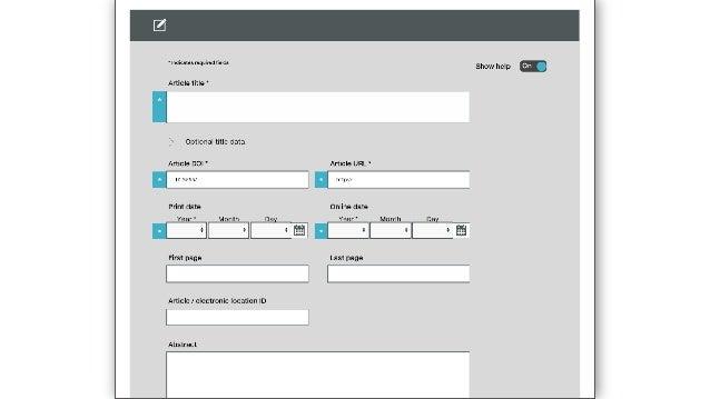Atualizando e adicionando metadados extras