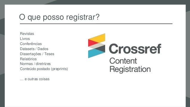 Getting started with Content Registration: Portuguese Webinar / Introdução ao Registro de Conteúdo: Webinar em Português Slide 2