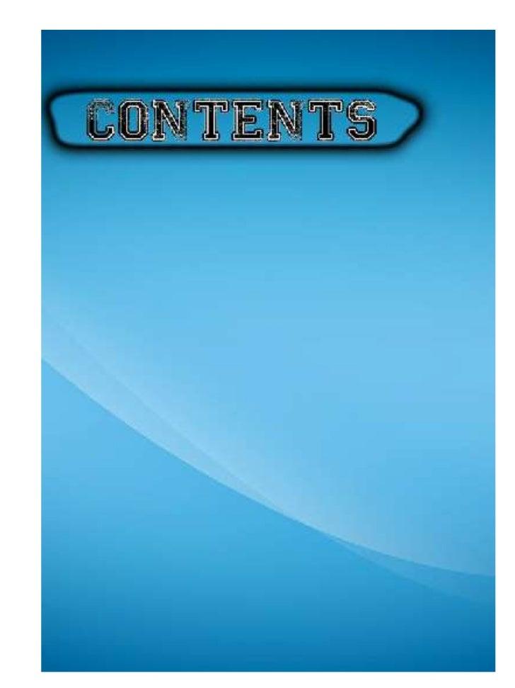 Contents construction