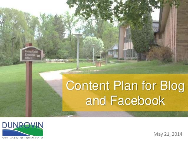 how to plan a facebook strategy